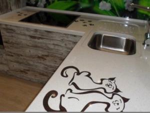 Фото Столешницы из искусственного камня на заказ от производителя. Мойка в подарок. Гродно Столешницы из искусственного камня для кухни на заказ в гродно