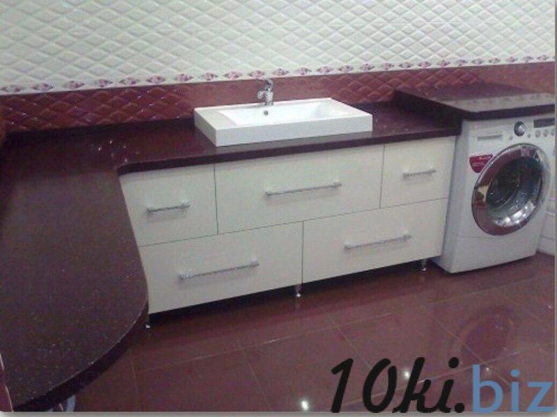 Столешницы из искусственного камня для ванной на заказ в гродно купить в Лиде - Столешницы и комплектующие