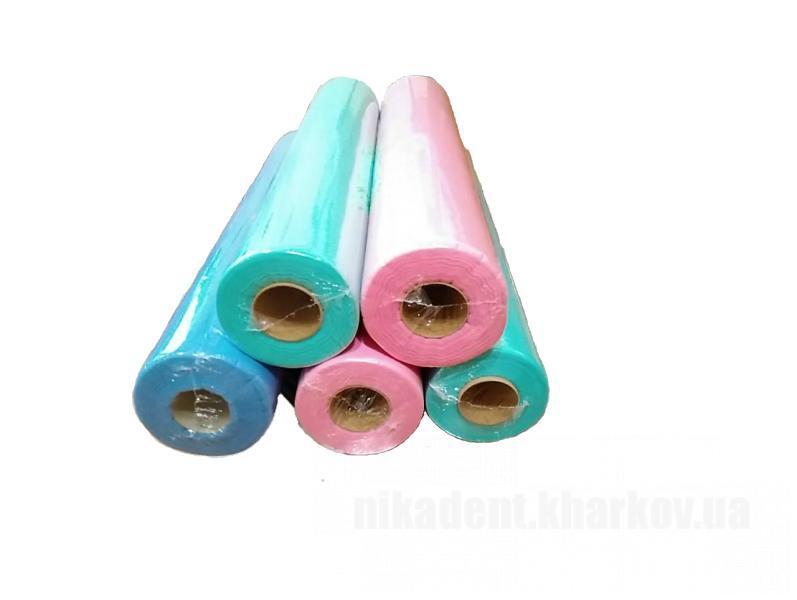 Фото Для стоматологических клиник, Расходные материалы Простыни Panni Mlada® 0,6х100 м из спанбонда 20 г/м² (1 рул)