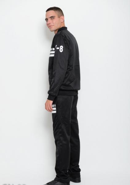 Фото  Спортивные костюмы ISSA PLUS GN-02  M черный