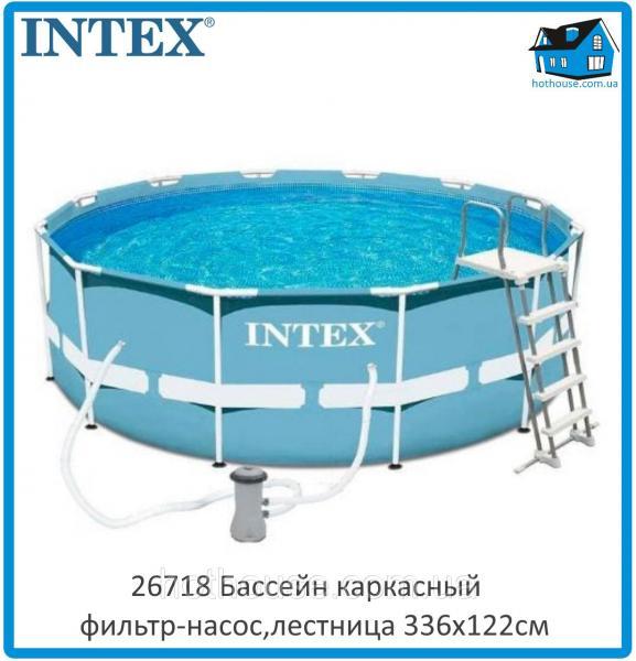 Каркасный бассейн Intex 26718