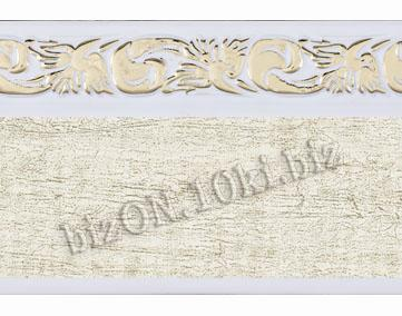 Бленда   Ажур «04», ширина = 5 см, Декоративная лента для потолочного карниза