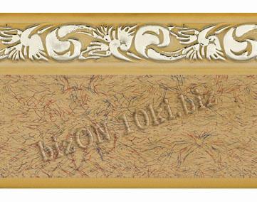Бленда   Ажур «Песок», ширина = 5 см, Декоративная лента для потолочного карниза