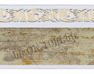 Бленда   Ажур «313», ширина = 5 см, Декоративная лента для потолочного карниза