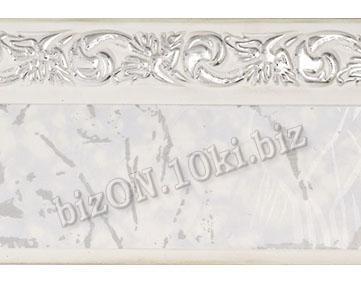 Бленда   Ажур «Зима», ширина = 5 см, Декоративная лента для потолочного карниза