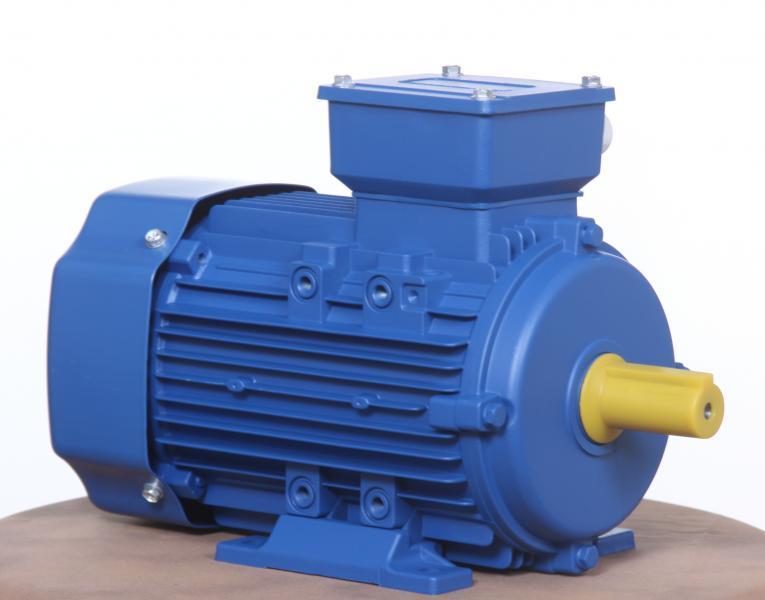 Электродвигатель АИР63B4 - 0,37кВт/1500об/мин