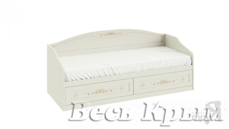ТриЯ-Кровать с 2-мя ящиками «Лючия» (Штрихлак) Кровати для спален в Крыму