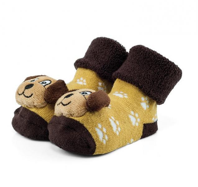 Детские носки SKARPETY ATTRACTIVE RATTLE 6-12 MIESIĘCY Детское белье и одежда Польша