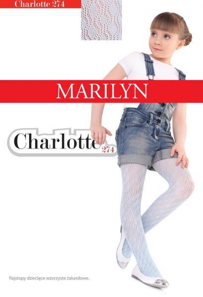 Колготы детские 120 DEN RAJSTOPY MARILYN CHARLOTTE 274 Детское белье и одежда Польша