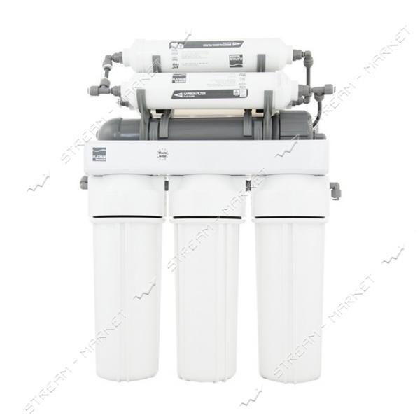 Система обратного осмоса Platinum Wasser Ultra 7 с минирализатором и биокерамическим картриджем