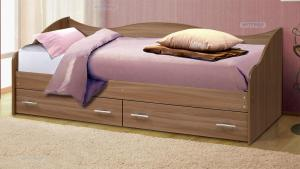Кровать Софа №1 (Матрица)