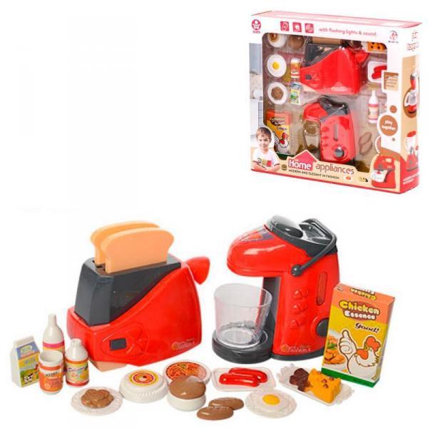 Набор бытовой техники 979-16-17 (36шт) тостер,прод