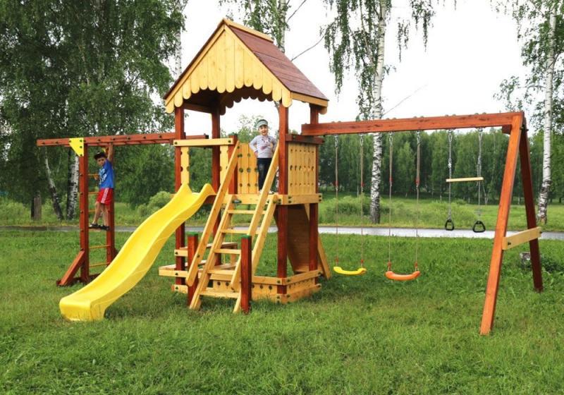 Детская площадка Стрелецкий дворик