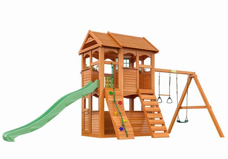 Детский комплекс Клубный домик 2
