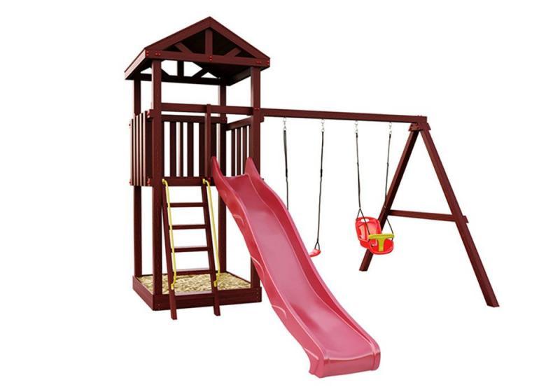 Детская площадка Панда Классик 3
