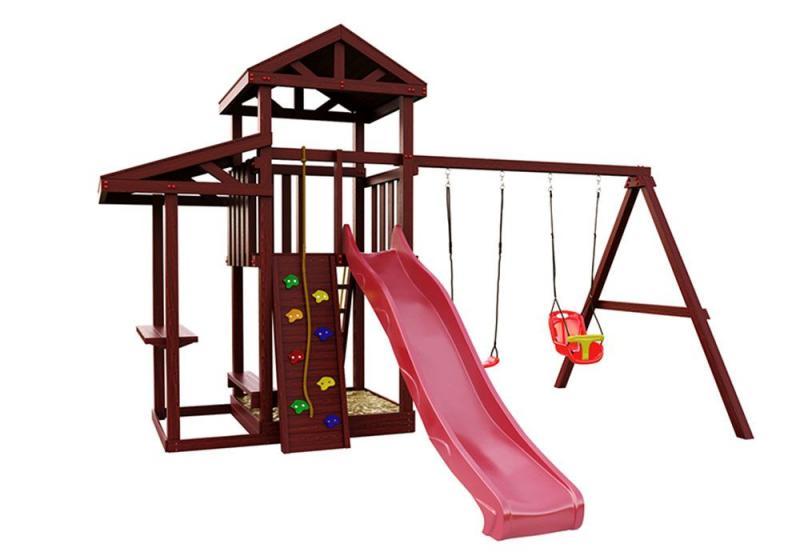 Детская площадка Панда Классик 9