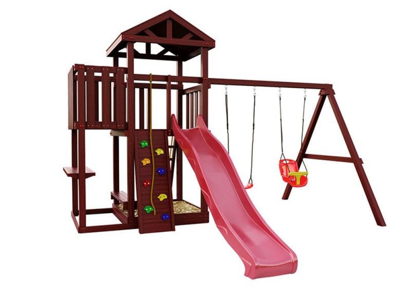 Детская площадка Панда Классик 11