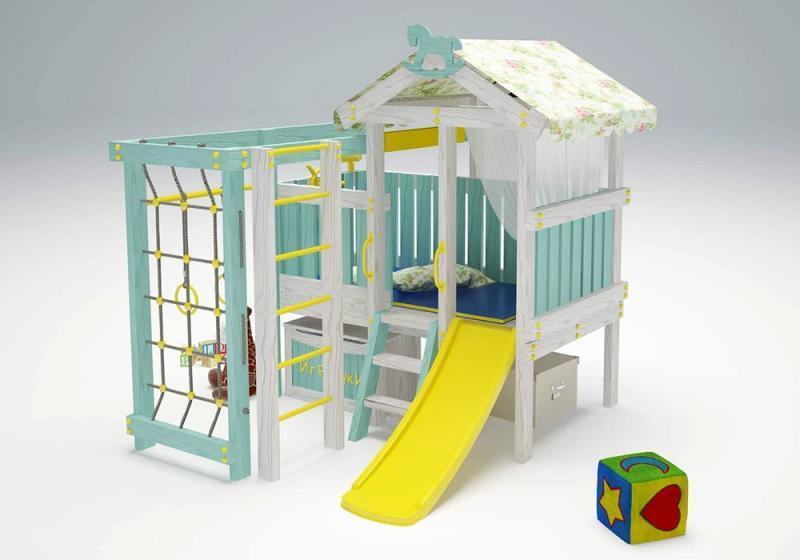 Детский комплекс - кровать Бэби 1