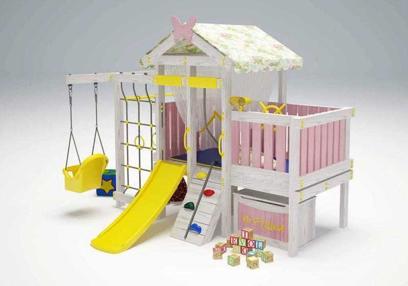 Детский комплекс - кровать Бэби 6