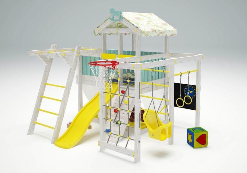Детский комплекс - кровать Бэби 5