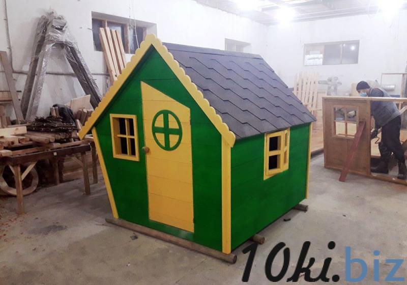 Детский домик 0703 Игровые домики, замки  в России