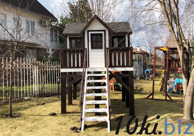 Детский домик 0722 Игровые домики, замки  в России