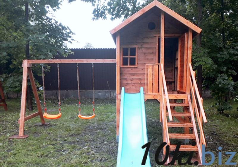 Детский домик 0724 Игровые домики, замки  в России