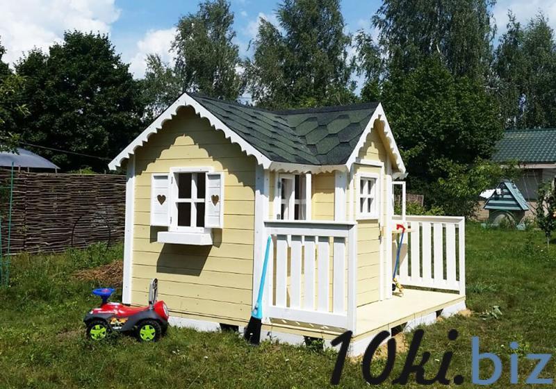 Детский домик 0725 Игровые домики, замки  в России