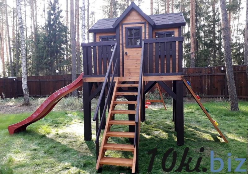 Детский домик 0727 Игровые домики, замки  в России