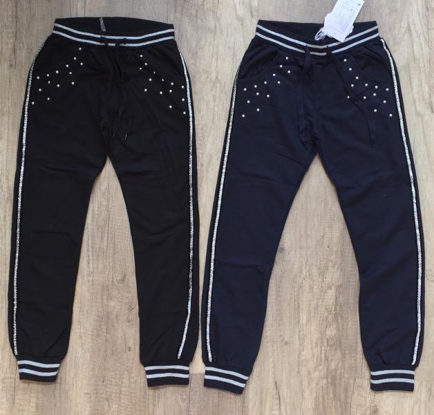 Модные штаны с лампасами 134-158 см