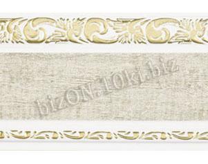 Бленда   Ажур «04», ширина = 7 см, Декоративная лента для потолочного карниза