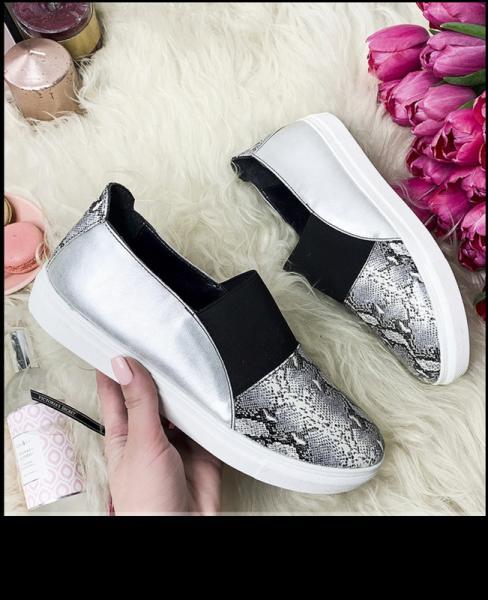 Туфли-слипоны  женские, размер:36-41