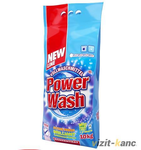 Стиральный порошок POWER WASH Универсальный10кг /Код 4588