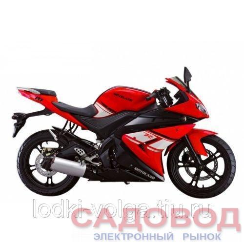 Мотоцикл MOTOLAND R1 250 Мотоциклы, мотороллеры, скутеры, мопеды на рынке Садовод