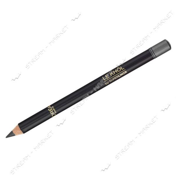 """Карандаш для глаз L""""Oreal Paris Super Liner le Khol 111 серый 1.2г"""