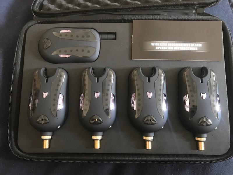Набор сигнализаторов поклевки Coonor  4+1