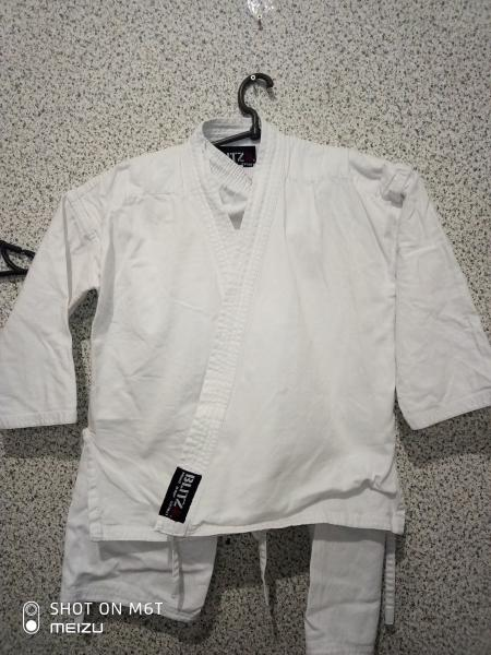 Кимоно для единоборств 130-140 Блитц