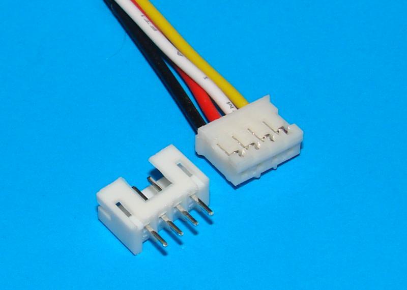 Разъем соединительный 4 pin пара
