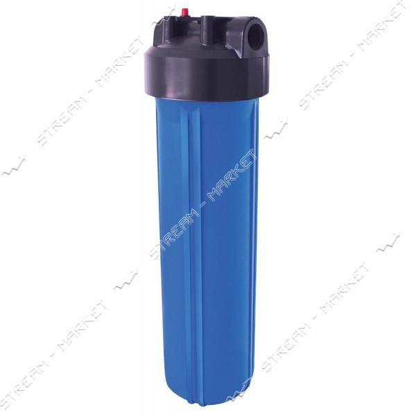 CRISTAL Колба для фильтра воды 1' ВВ20 (без картриджей) держатель ключ
