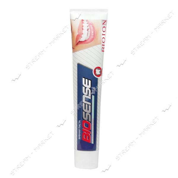 Зубная паста Bioton Cosmetics Total 50 мл
