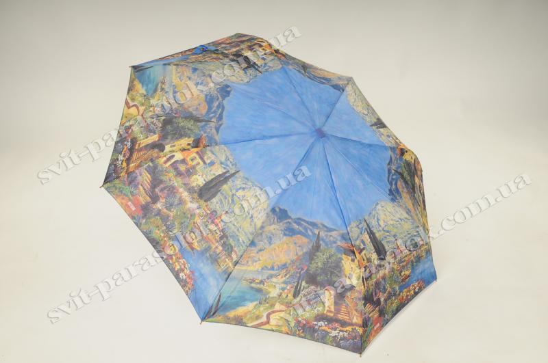 Зонт женский Lamberti 73715-1 photo полный автомат плоский