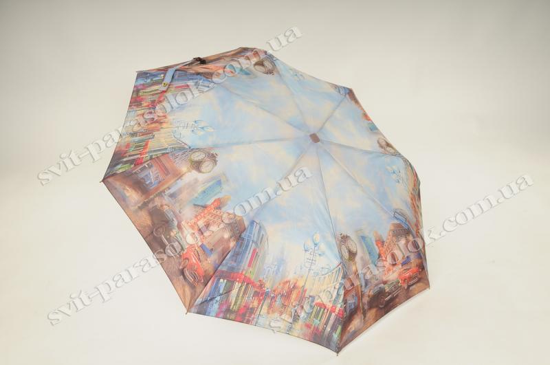 Зонт женский Lamberti 73715-2 photo полный автомат плоский