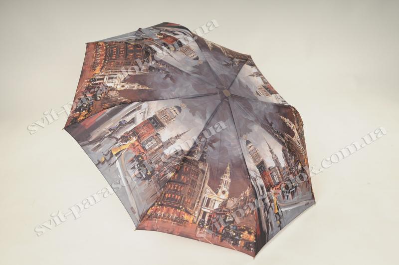 Зонт женский Lamberti 73715-3 photo полный автомат плоский
