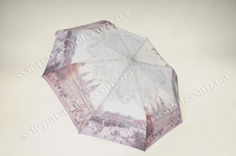 Зонт женский Lamberti 73715-4 photo полный автомат плоский