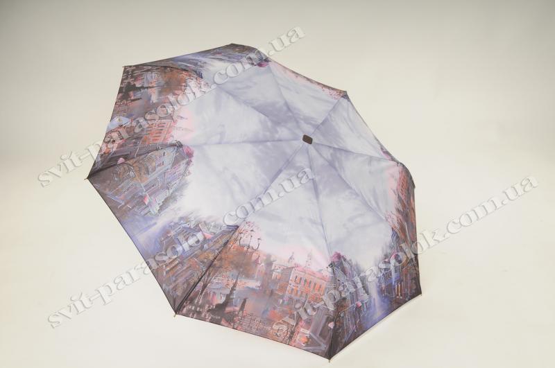 Зонт женский Lamberti 73715-5 photo полный автомат плоский