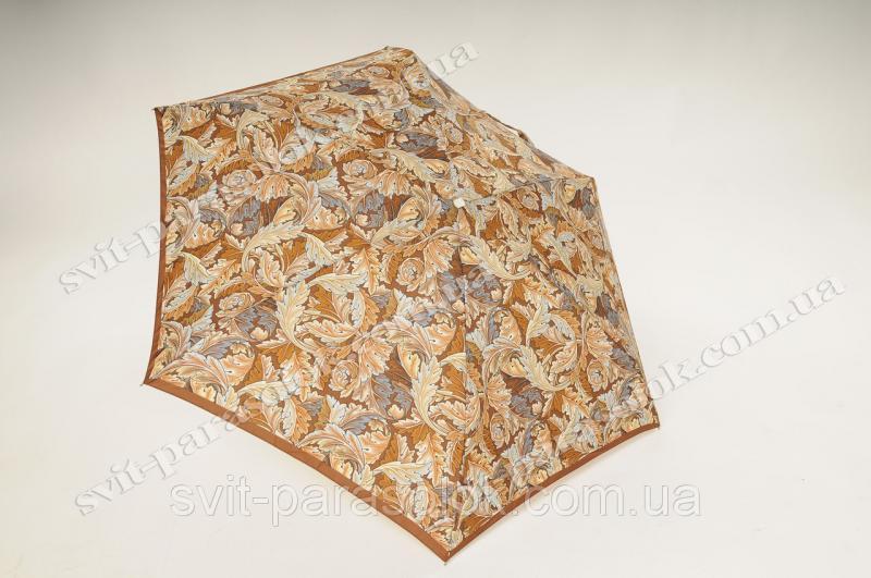 Женский зонт Zest 55517-129  micro механика 5 сложений