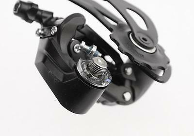 Фото ТРАНСМІСІЯ, Перекидки задні, передні, задні перекидки швидкостей Перемикач задній Shimano RD-M370 ALTUS