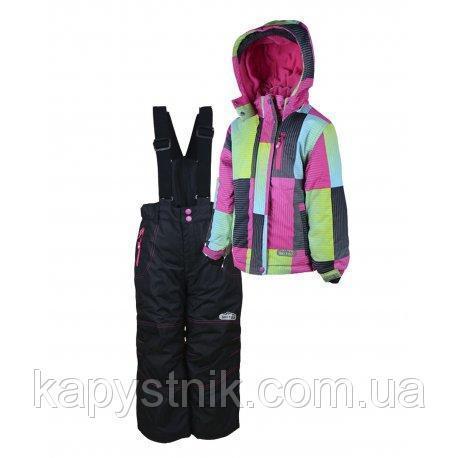 """Зимний лыжный термокомбинезон """"Blizz"""" Ski Tour PIDILIDI. Размеры: 98/104, 110, 122 98/104"""