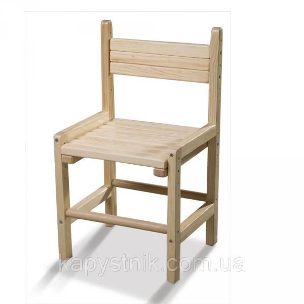 SportBaby Детский стульчик растущий сосна 26-30-34