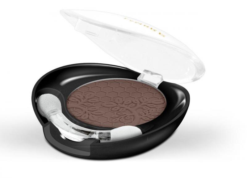 Тени для век Glamour Satin Matt Effect №6 Горький шоколад 4g